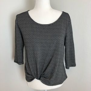 Anthropologie W5 Striped Top